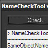 NameCheckTool